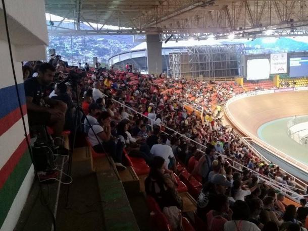 Con una buena asistencia, los caleños se despidieron de esta competición | Foto: Jeshimy Quiñones
