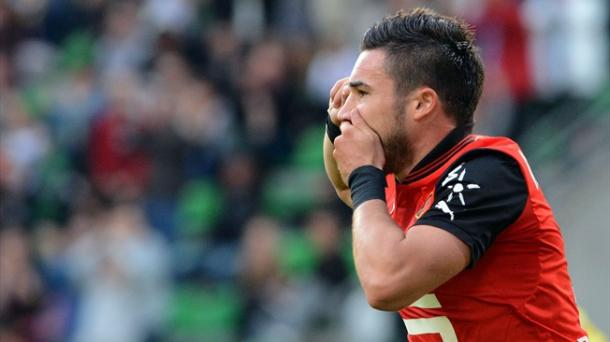Alessandrini during his time at Rennes   Source: fifa.com/AFP