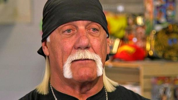 Hulk Hogan may never return to WWE (image: ABC News)