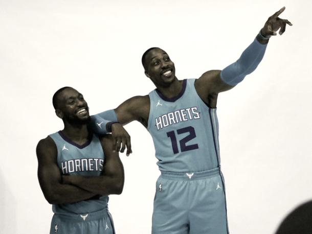 Walker y Howard | Foto: NBA