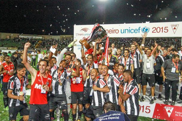 Foto: Bruno Cantini / Atlético-MG