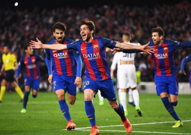 Barcellona-Psg 6-1