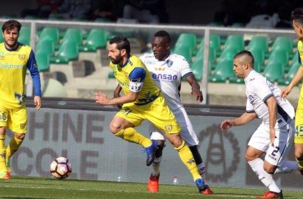 Fonte: Chievo Verona Twitter