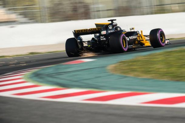 Fonte: Renault Sport Formula One Team