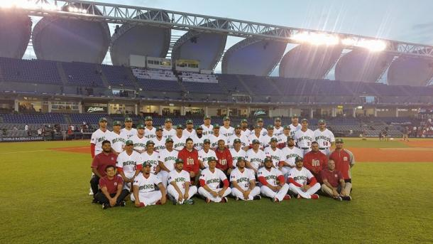 Foto: Team Mexico Baseball