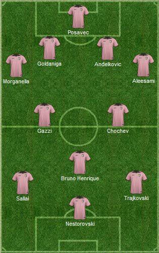 L'11 di Diego Lopez: 4-2-3-1. | VAVEL.com via footballuser.com