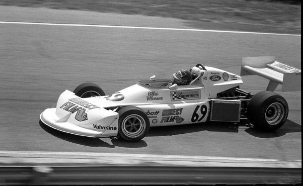 Villeneuve impressed in Formula Atlantic. | Photo: flickr/Norm MacLeod
