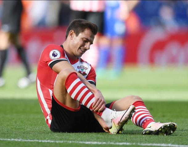 Injuries have been a constant problem for Southampton this season.