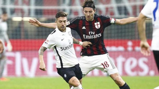 Milan Atalanta 0-0, it.sports.yahoo.com