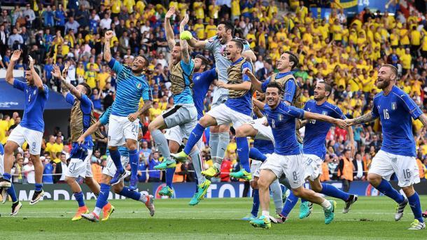 Italia Svezia 1-0, corrieredellosport.it