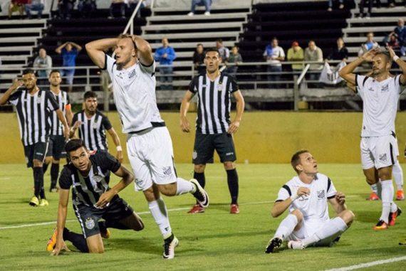 Bragantino foi surpreendido com vitória do Leão da 13 (Rafael Moreira/C. A. Bragantino/ Divulgação)