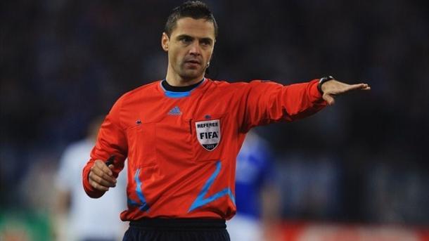 Damir Skomina | Foto: UEFA