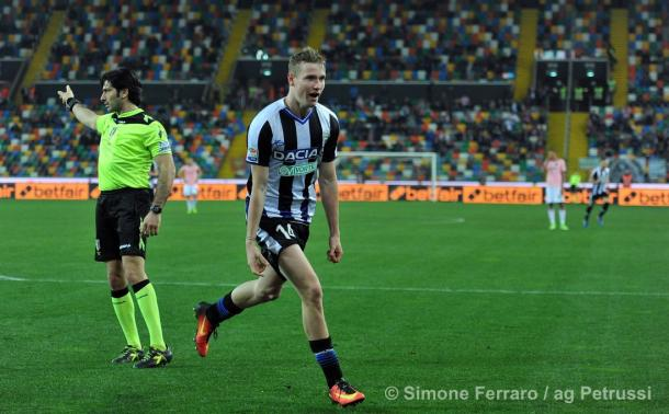 Serie A, Udinese-Palermo 4-1: goleada in rimonta