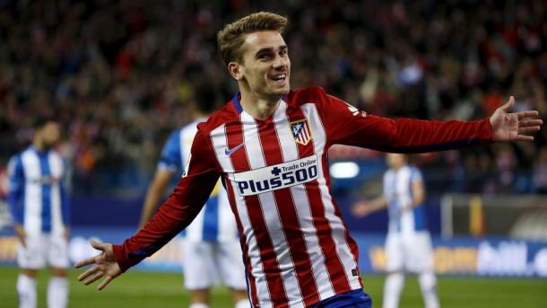 Griezmann is one of Europe's hot property's at the moment (Photo: Getty Images)