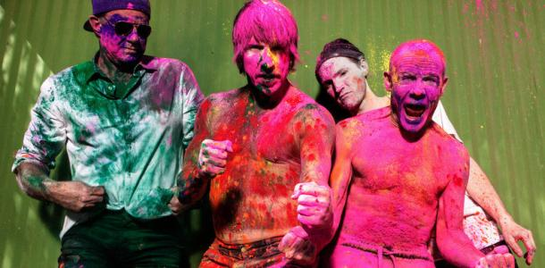 Foto: Steve Keros/Red Hot Chili Peppers