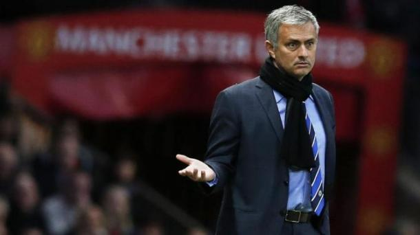 Mourinho was appointed last month, taking over from van Gaal (Photo: Getty Images)
