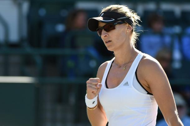 Mirjana Lucic-Baroni missed the golden opportunity to win the title here | Photo: Volvo Car Open / Facebook
