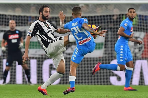 LA PARTITA - Napoli-Juve 1-1, gli azzurri non vanno oltre il pareggio
