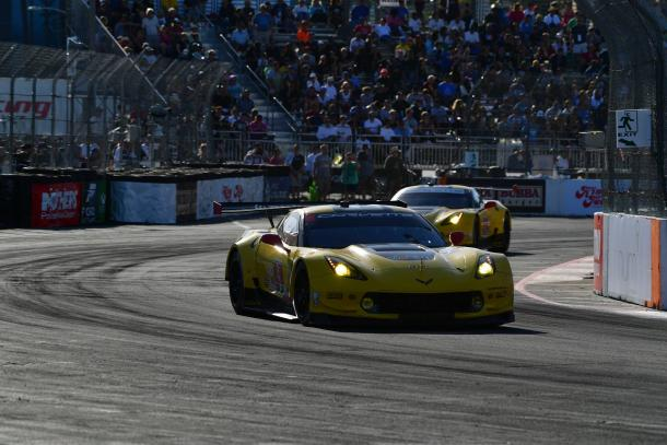 Corvette vence na classe GTLM. (Foto: IMSA)