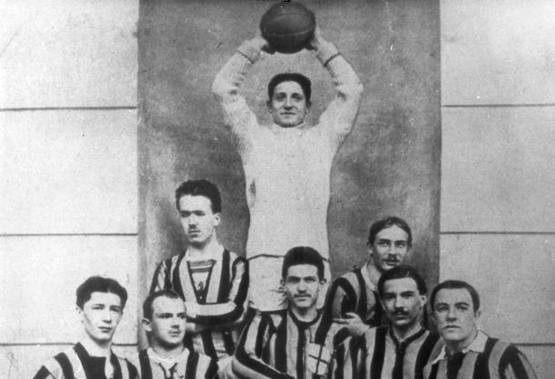 El Inter celebra su primer Scudetto | Foto: Inter