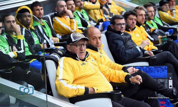 Delneri in amichevole.  Fonte: https://www.facebook.com/pg/UdineseCalcio1896