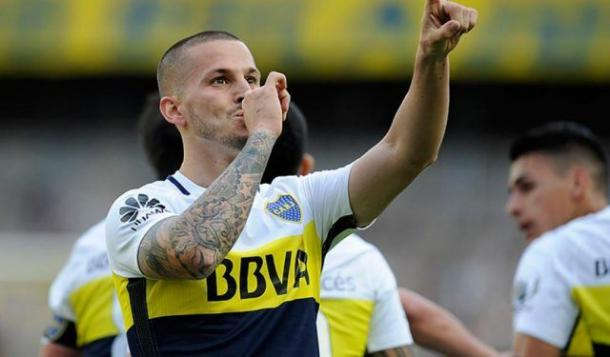 Boca ganó por 4 a 0 a Aldosivi