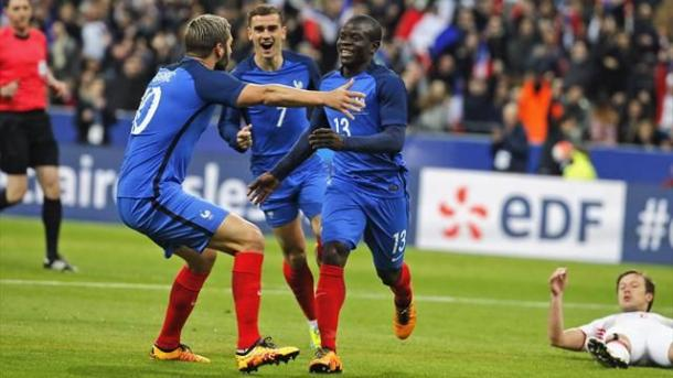 France have a very talented squad and are one of the favourites for Euro 2016 (Photo: Getty Images)
