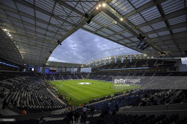 Estádio do Dragão. (Foto: Getty Images)