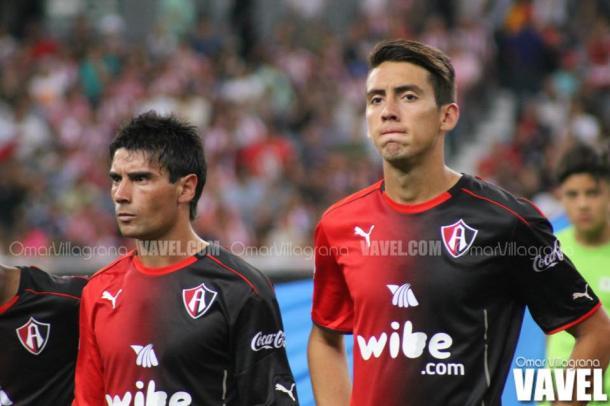 (Matías y Javier Salas, fueron de los mejores en la cancha | Foto: Omar Villagrana / VAVEL)