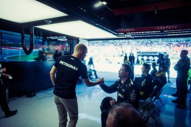 Fonte: Mercedes AMG F1