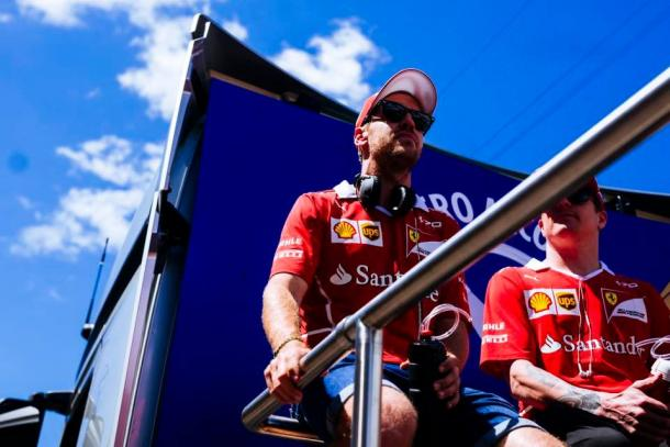 F1, Gp Monaco: Vettel in testa, Hamilton 8°