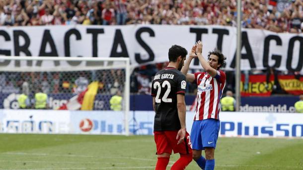 Despedida de Tiago como futbolista del Atlético de Madrid / Facebook: Tiago Mendes