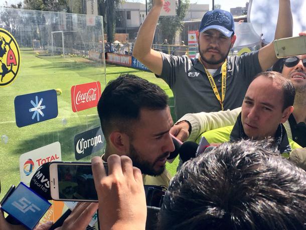 Foto: Club América - Twitter