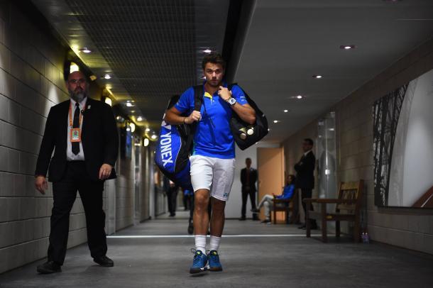 Wawrinka - Roland Garros / Facebook