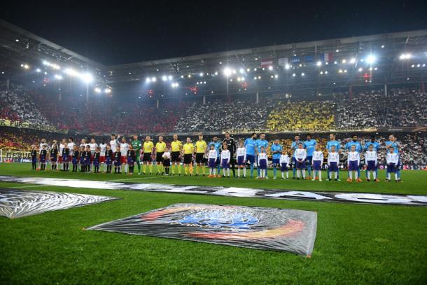 Partido RB Salzburg vs Olympique de Marsella | Foto: Olympique de Marsella