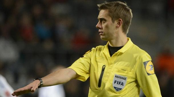 El joven Clément Turpin dirigirá la contienda. | FOTO: UEFA.com
