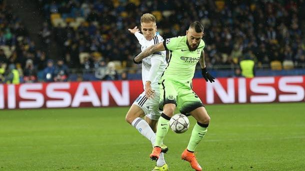 Foto: Facebook do Manchester City