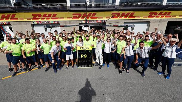 Fonte: WilliamsF1Team