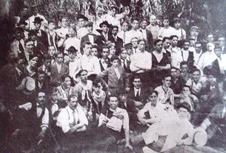 FOTO: El equipo de la Copa Jockey