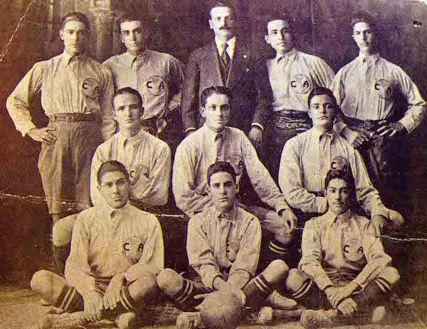 Fundación del club | Foto: Club América - Sitio Oficial