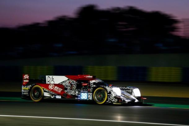 DC Racing vence na classe LMP2. (Foto: Divulgação)