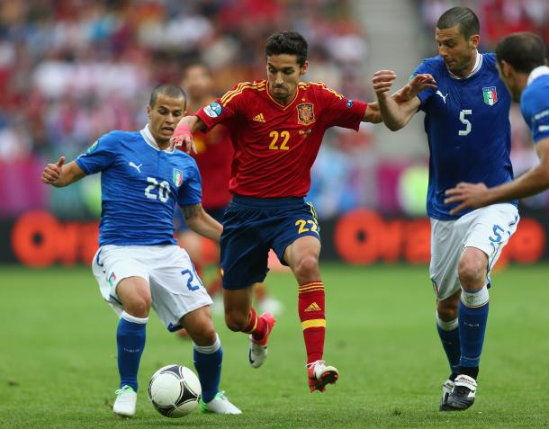 Italy were beaten 4-0 in the final at the last European Championships (Photo: Getty Images)