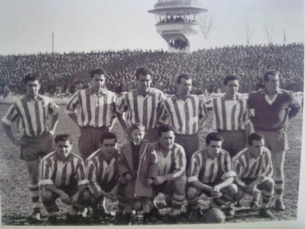 Alineación típica del Deportivo Alavés. Fuente: glorioso.net