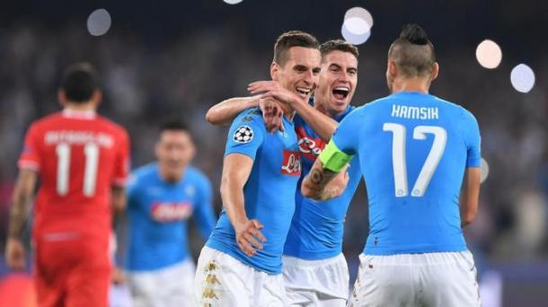 I gol di Milik mancheranno questa sera agli Azzurri. Fonte foto: gazzetta.it