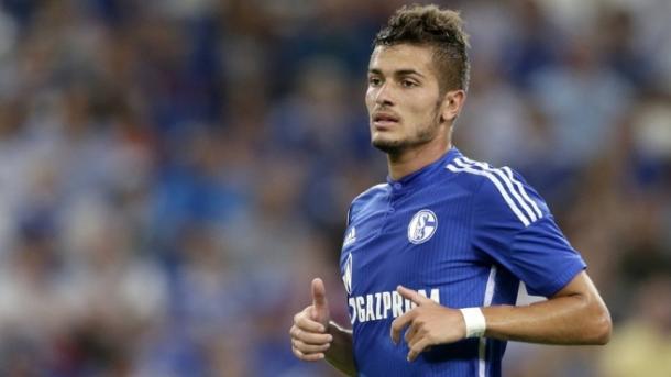 Neustadter has made 23 Bundesliga appearances thus far this term   Photo: schalke04.de