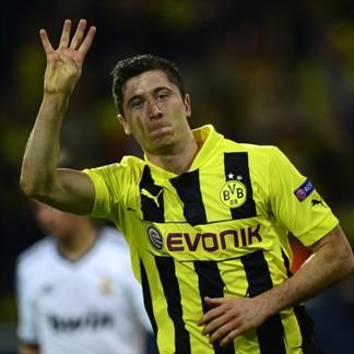El Borussia Dortmund llegó a la final de la Champions League de 2013, siendo vencidos por el Bayern de Múnich | Fuente: UEFA