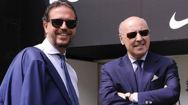 Paratici e Marotta | Fonte immagine: Corriere dello Sport