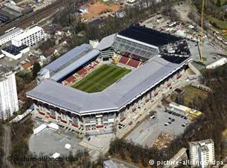 Estadio Fritz Walter. Fuente: dw.com