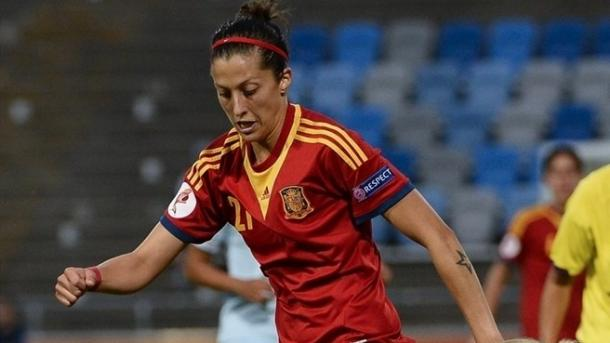 Jennifer Hermoso is primed to have a memorable World Cup | Source: sefutbol.com