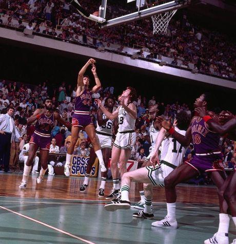4 de junio de 1976 Phoenix Suns Vs Boston Celtics l Foto: NBA.com